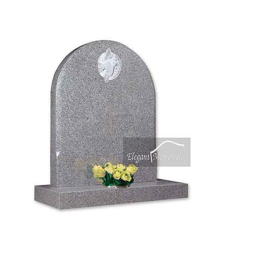 The Frome Granite Headstone Karin Grey