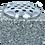 Thumbnail: Indian Grey Premium Polished Granite Flower Vase