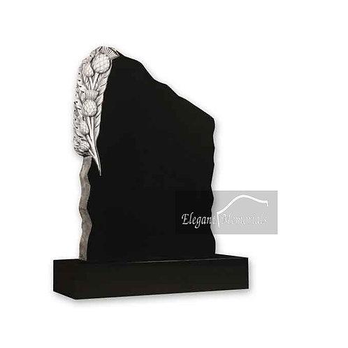 The Maryhill Granite Headstone Black