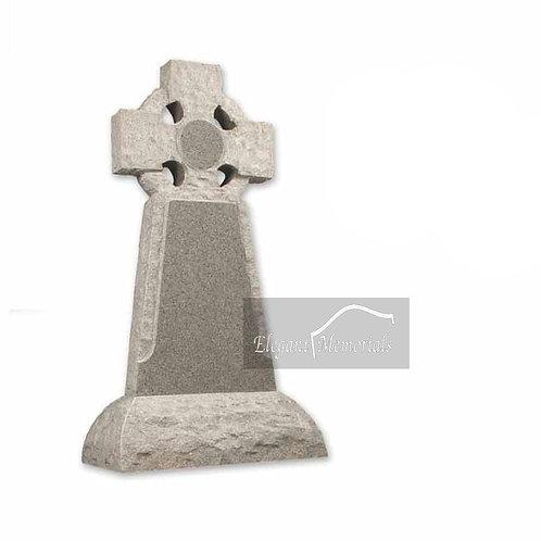 The Perth Granite Headstone Karin Grey