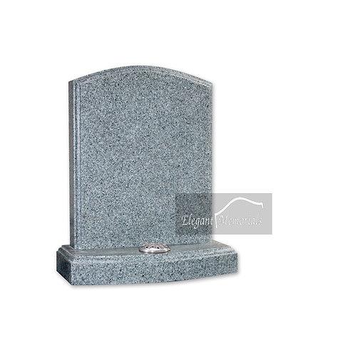 The Cannock Granite Headstone Sadahalli Grey