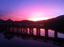 Lac Massawippi Sunset