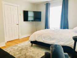 Main Bed Room Suite North Hatley