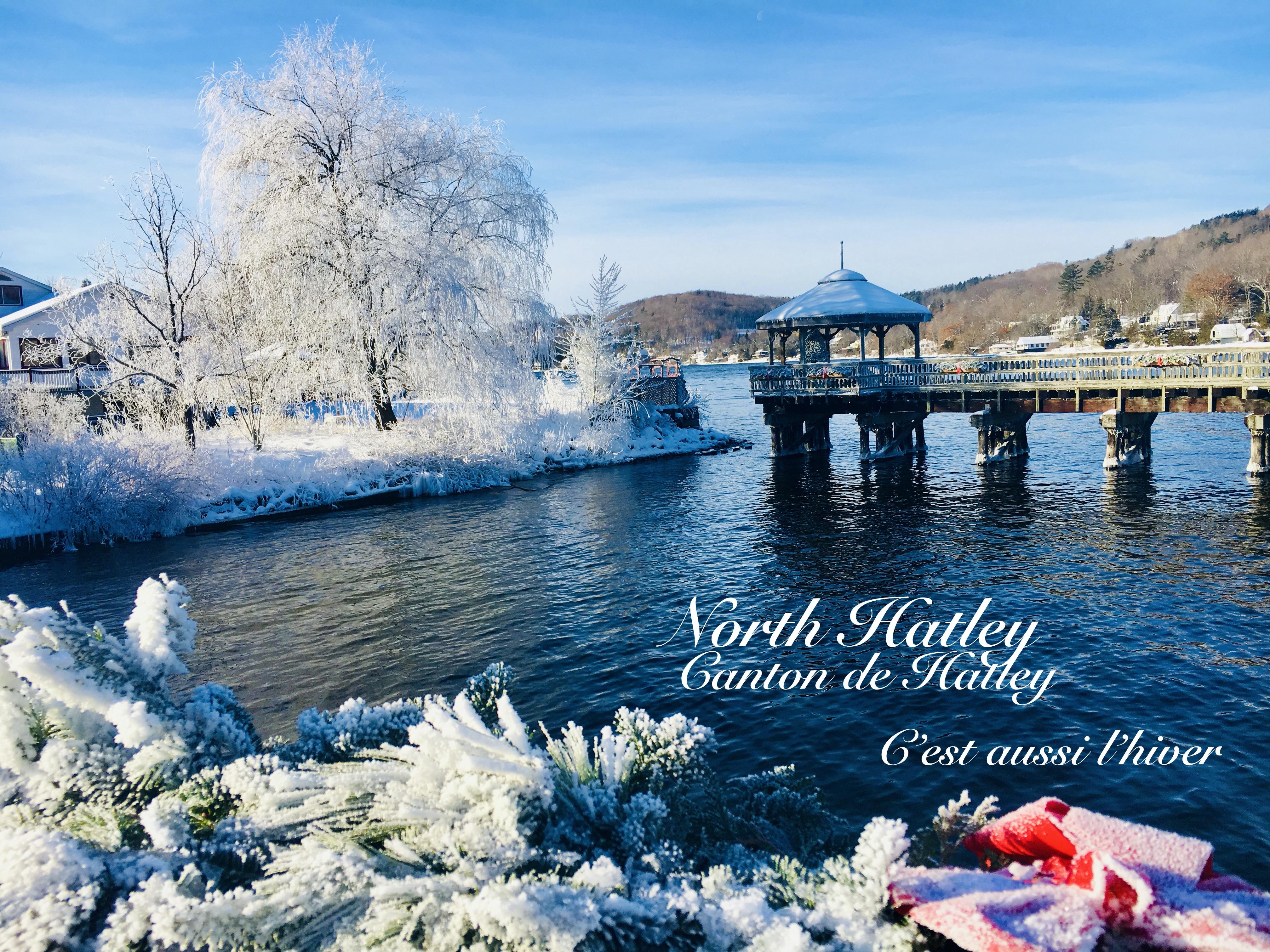 Hiver North Hatley