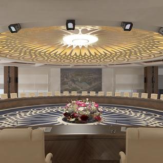 Alanya Belediye Meclis Salonu