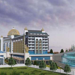 Termınal Luna Majestıca Hotel