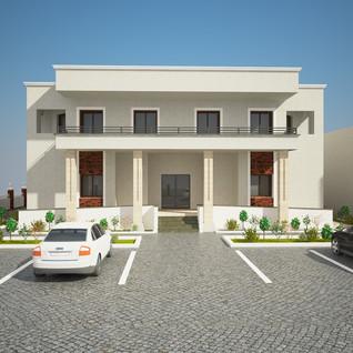 Libya Gümrük Binaları