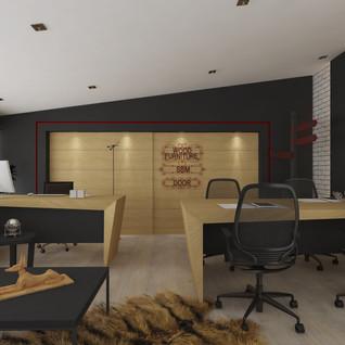 SBM Ahşap Ofis