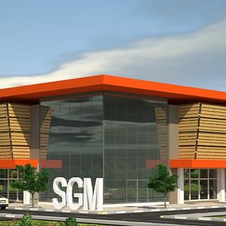 Akdeniz Üniversitesi SGM