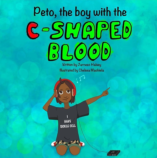 Peto, The Boy with the C-Shaped Blood (E-Pub download required)