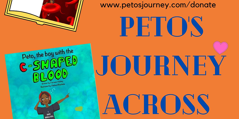 Peto's Journey Across America