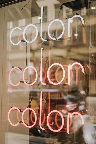 coloration - color