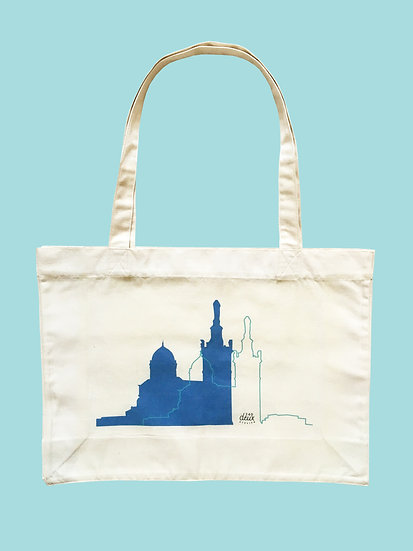 TOTE BAG MARSEILLE MA BELLE