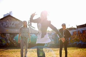 Hop Hop Girls