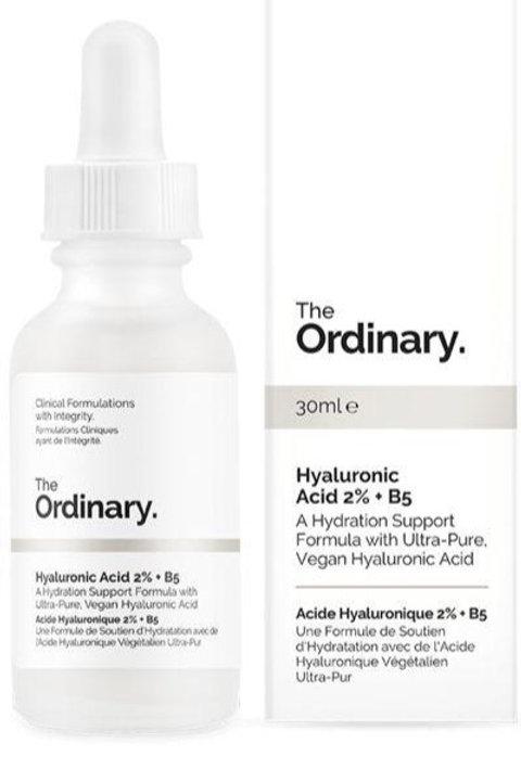 HYALURONIC ACID 2% +B5