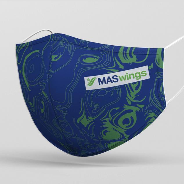 MAS Face Masks Designs