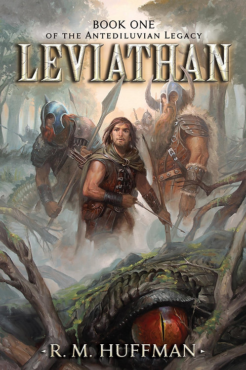 Leviathan, signed
