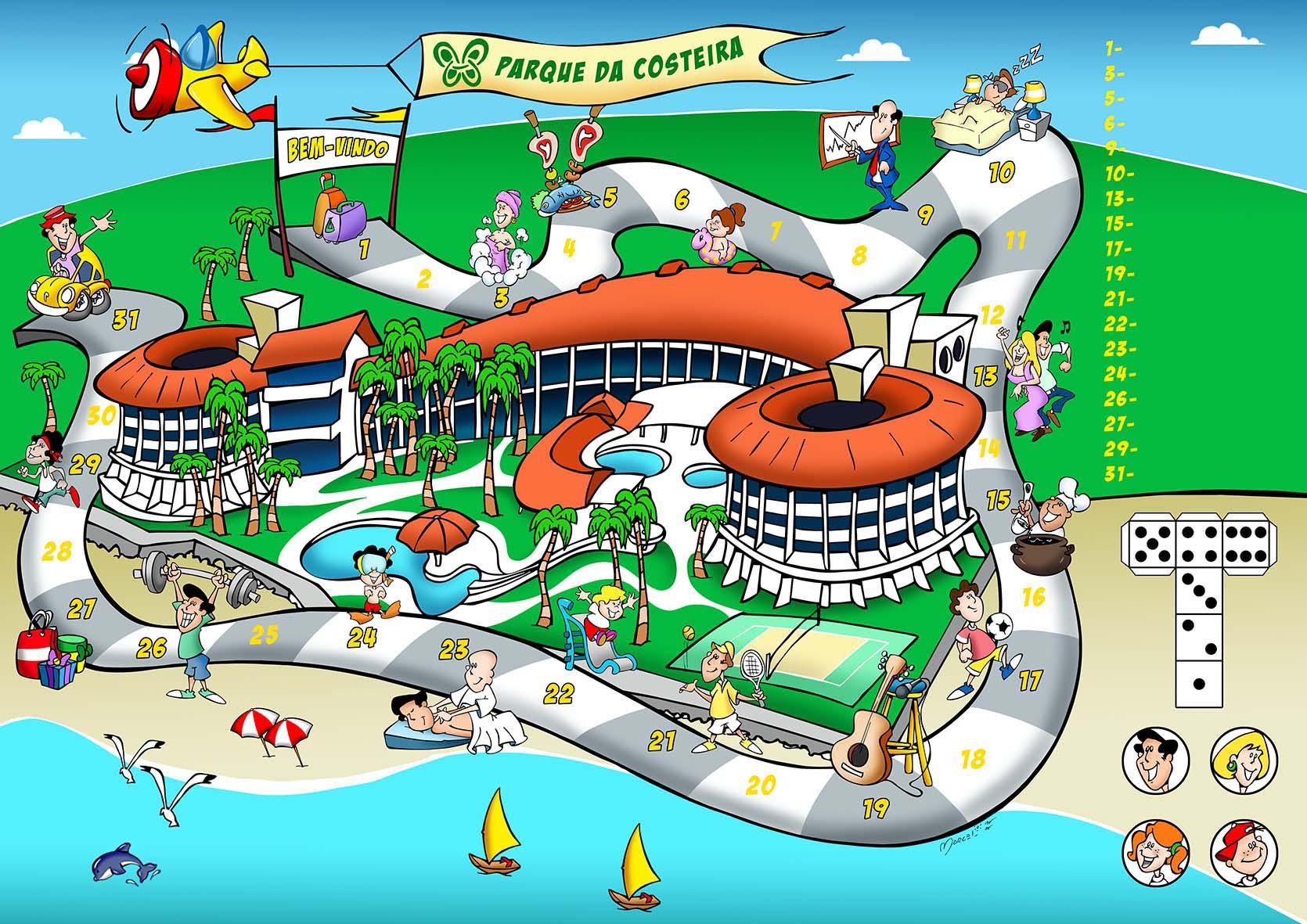 Tabuleiro Resort