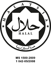 Halal with reg no_B&W (1).png