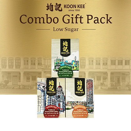 Combo Gift Pack - Low Sugar
