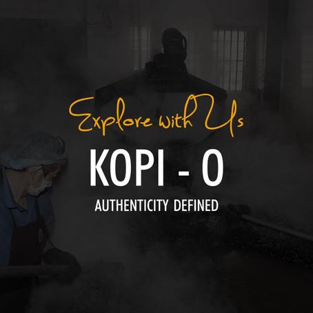 [Explore with Us] Kopi-O