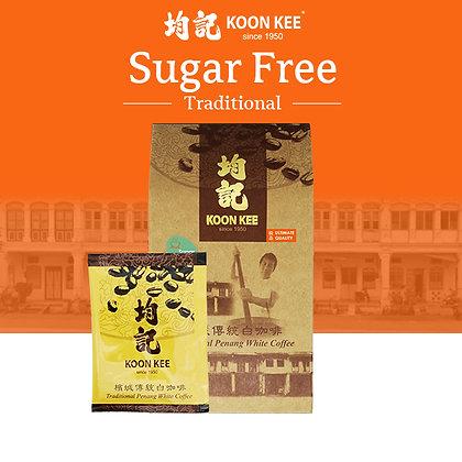 Traditional White Coffee - Sugar Free