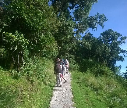 Mt Meru Hike Natural Attraction Safaris
