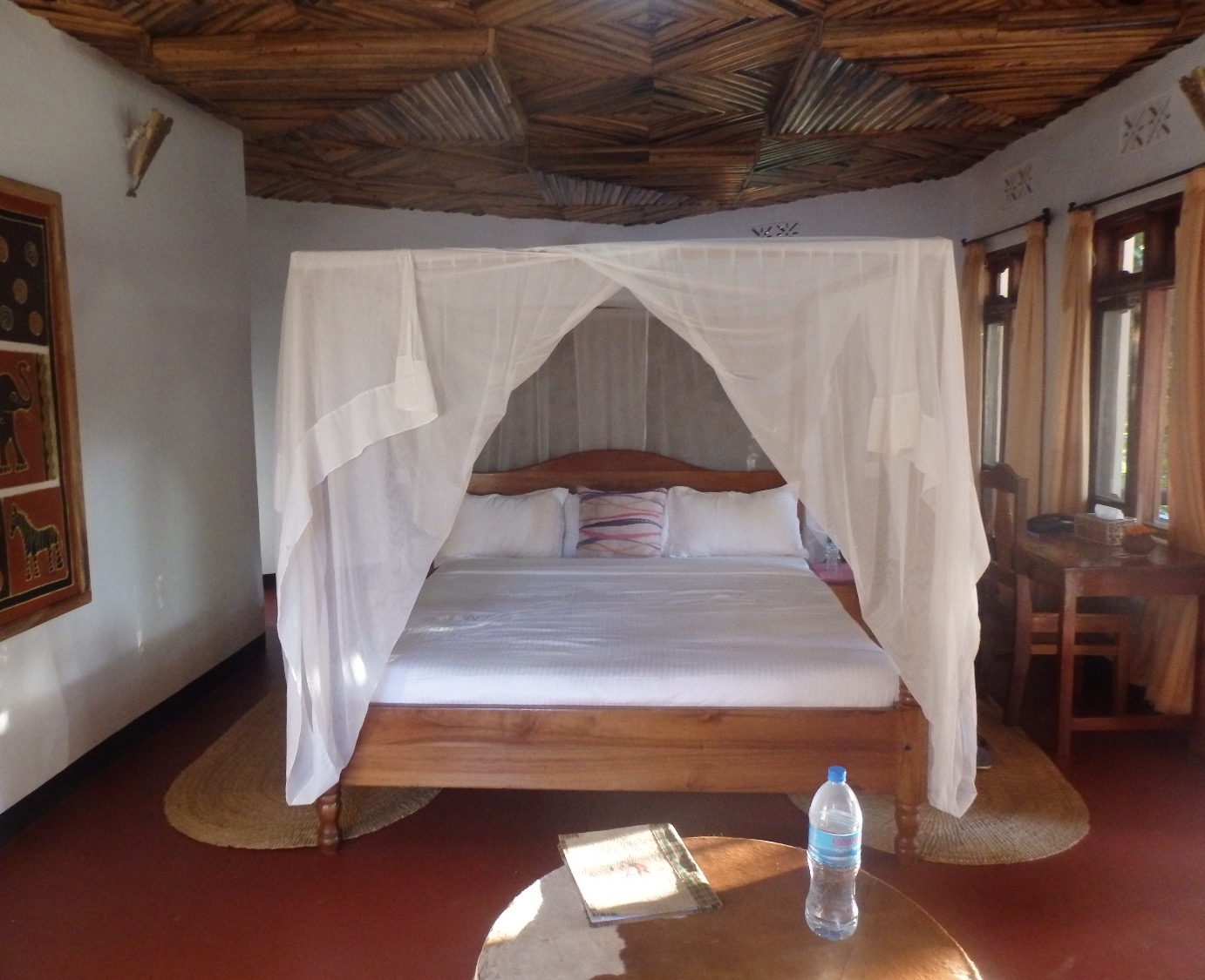 Bedroom at Bougainvillea Lodge