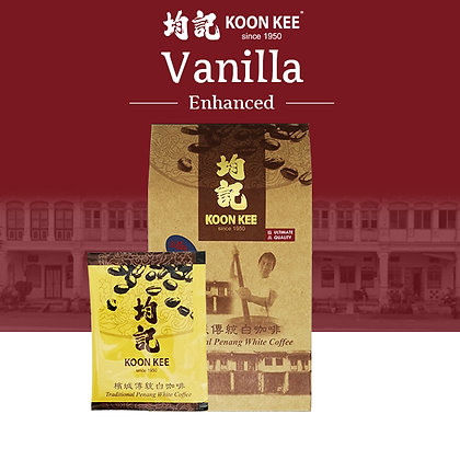 Enhanced White Coffee - Vanilla