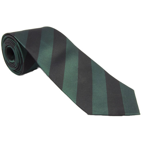 Rifle Brigade Silk Tie