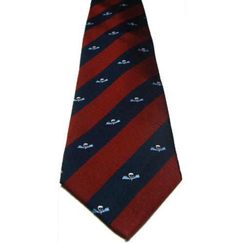 Guards Para Platoon Silk Tie