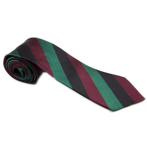 Queen's Lancashire Regiment Silk Tie