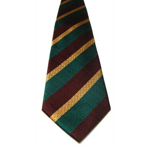 Royal Dragoon Guards Silk Non Crease Tie