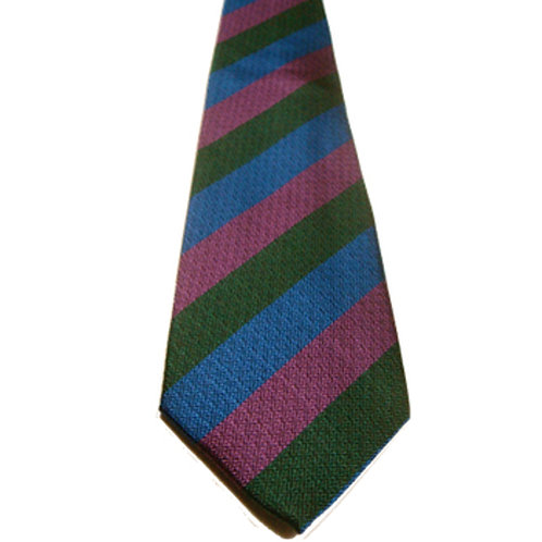 Royal Regiment of Scotland Silk Non Crease Tie