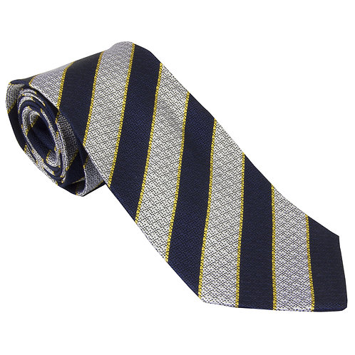 Queen's Regiment Silk Non Crease Tie