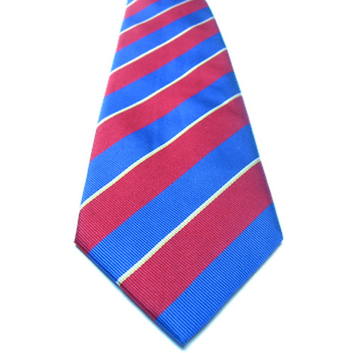 18 Battery Royal Artillery Silk Tie