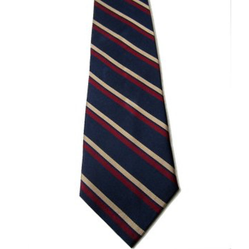 2nd Battalion Royal Anglian Silk Tie