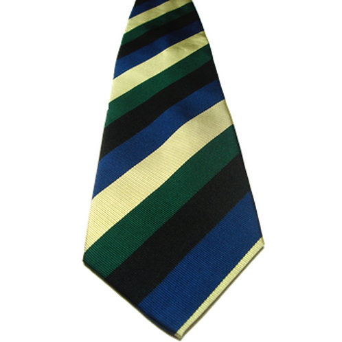 Gordon Highlanders Silk Tie