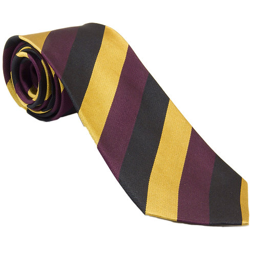 Prince of Wales's Own Reg of Yorkshire Silk Tie
