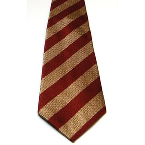Cheshire Regiment Silk Non Crease Tie