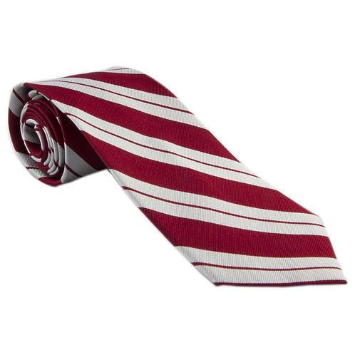 Queen's Royal Lancers Silk Tie