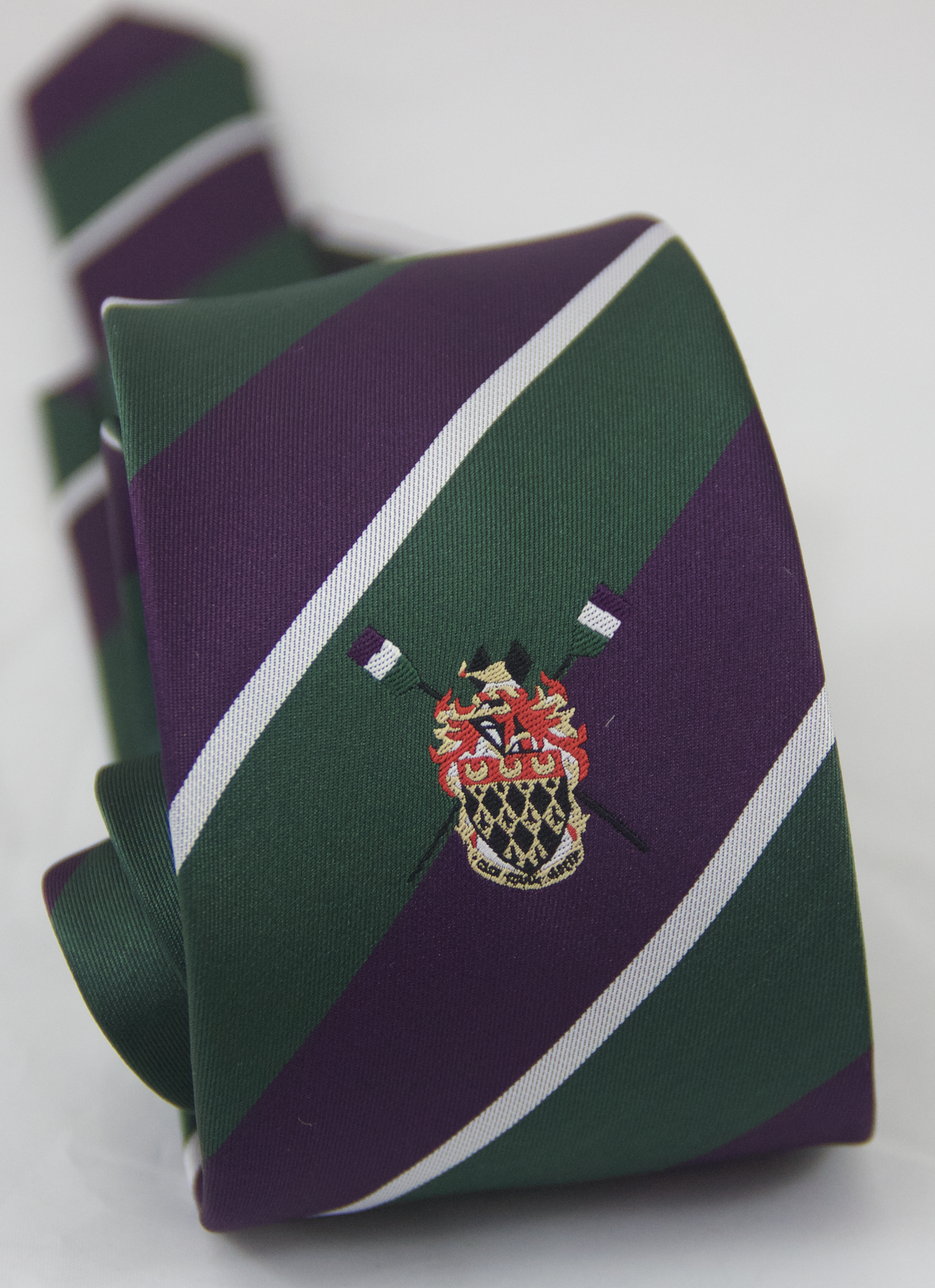 Rowing Club Tie