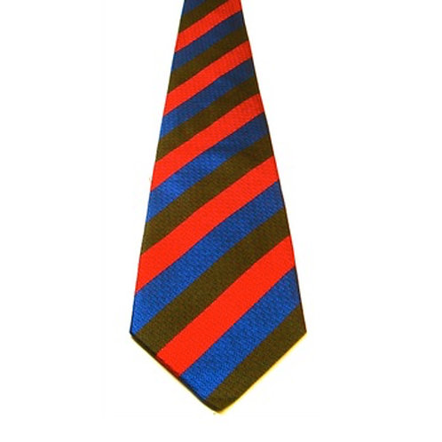 Royal Welsh Silk Non Crease Tie