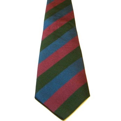 Royal Regiment of Scotland Silk Tie