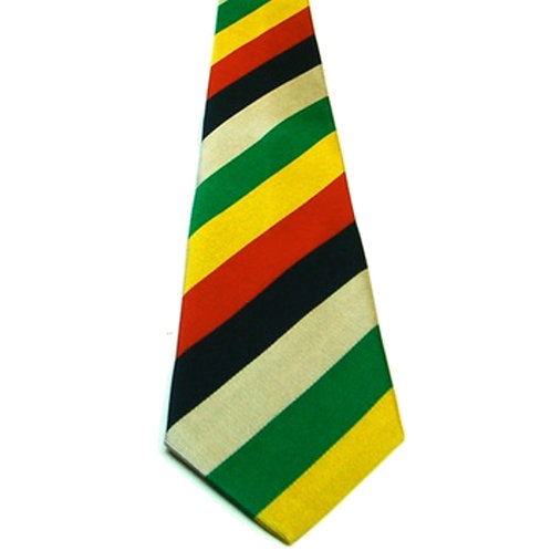 Royal Logistic Corps Officers Club Silk Tie