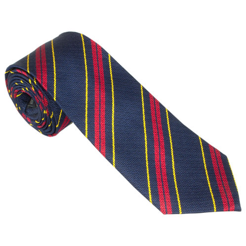 Royal Logistic Corps Silk Non Crease Tie