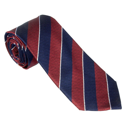 Queen's Dragoon Guards Silk Non Crease Tie