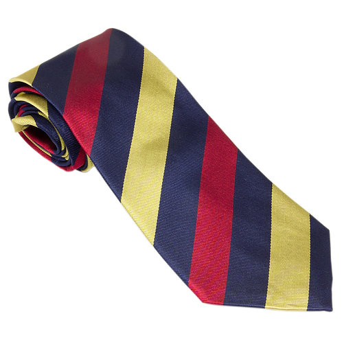 Royal Army Medical Corps Silk Tie