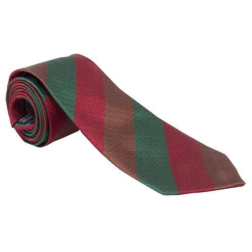 Royal Tank Regiment Silk Non Crease Tie