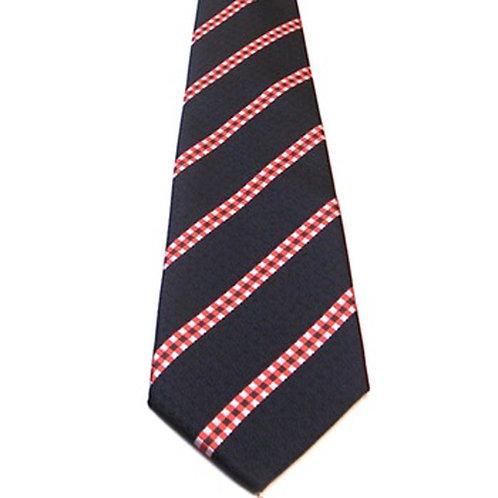 King's Own Scottish Borderers Silk Non Crease Tie